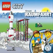CD LEGO City Raumfahrt 5