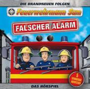 Feuerwehrmann Sam: Falscher Alarm (CD)