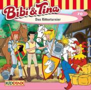 Bibi und Tina - Folge 70: Das Ritterturnier (CD)