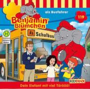 CD Benjamin Blümchen 119