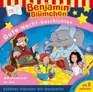 CD Benjamin Blümchen Gute Nacht 15