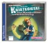 CD Die Kaugummi-Verschwörung