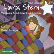 CD Lauras Stern: Märchenhafte Gutenacht-Geschichten