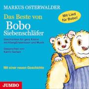 CD Das Beste von Bobo Siebenschläfer, 1 Audio-CD