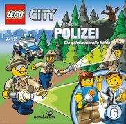 CD LEGO City Polizei 6