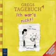 CD Gregs Tagebuch 4 - Ich war's nicht!