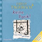 CD Gregs Tagebuch 6 - keine Panik!