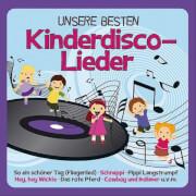 CD Kinderdisco-Lieder