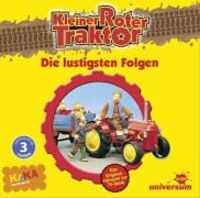 CD Kleiner roter Traktor - Die lustigsten Folgen