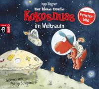 CD Der kleine Drache Kokosnuss CD im Weltraum