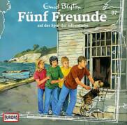 CD 5 Freunde: Auf der Spur der Silberdiebe, Folge 97
