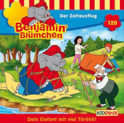 CD Benjamin Blümchen 120