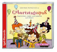 Geburtstagsspaß CD