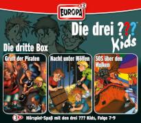 Kosmos Die drei ??? Kids CD-Box Folgen 7 - 9