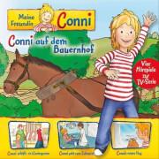 CD Meine Freundin Conni: Conni auf dem Bauernhof, Folge 2