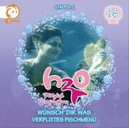 CD H2O-Plötzlich Meerjungfrau 16