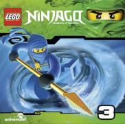 CD LEGO Ninjago: Meister des Spinjitzu, Folge 3