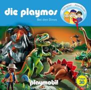CD Playmos 30: Bei den Dinos