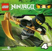 CD LEGO Ninjago: Meister des Spinjitzu, Folge 4