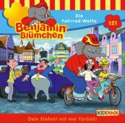 CD Benjamin Blümchen 121