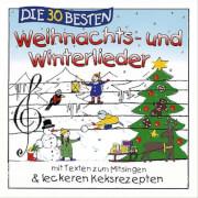 CD Die 30 beste Weihnachts- und Winterlieder