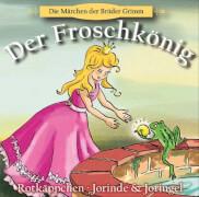 CD Froschkönig/Rotkäppchen