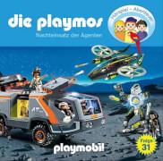 CD Playmos 31: Nächtlicher Angriff