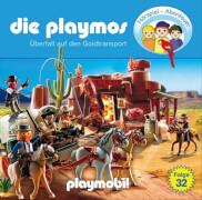 CD Playmos: Der Geldtransporter, Folge 32
