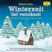 CD Winterzeit tief verschneit