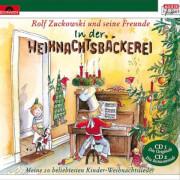 CD Rolf Zuckowski: Die Weihnachtsbäckerei