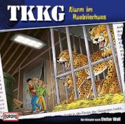 CD TKKG: Alarm im Raubtierhaus, Folge 180