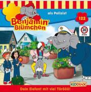 CD Benjamin Blümchen 122