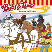 CD Bibi & Tina: Verloren im Schnee, Folge 73
