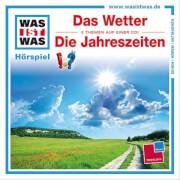 Tessloff WAS IST WAS Hörspiel: Das Wetter/ Die Jahreszeiten
