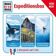 Tessloff CD WAS IST WAS Expeditionsbox 2