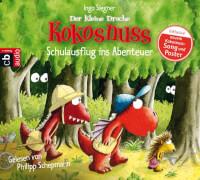 CD Der kleine Drache Kokosnuss CD - Schulausflug ins Abenteuer