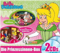 CD Bibi:Prinzessinnen Box