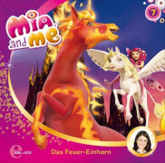 CD Mia and me 7:Einhorn