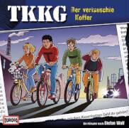 CD TKKG Folge 181 - ''Der vertauschte Koffer''