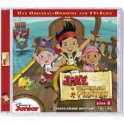 CD Jake&Nimmerland-Piraten 4
