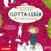 CD Mein Lotta-Leben - Alles voller Kaninchen, 1 Audio-CD
