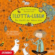 CD Mein Lotta-Leben, Da steckt der Wurm drin, Audio-CD