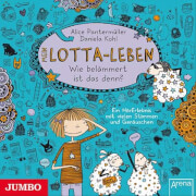 CD Mein Lotta-Leben, Wie belämmert ist das denn?, Audio-CD