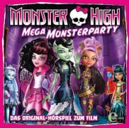 CD Monster High: Monsterparty