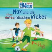 CD Max 8: u.d.überird.Kicker