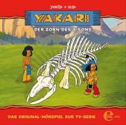 CD Yakari:Zorn d.Bison 19