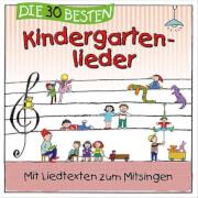 CD 30 beste Kiga-Lieder