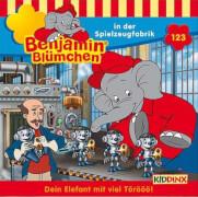 CD Benjamin Blümchen 123