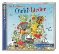 Dietl, Krötigsten Olchi-Lieder CD