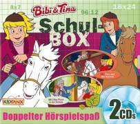 CD Bibi & Tina:Schulbox
